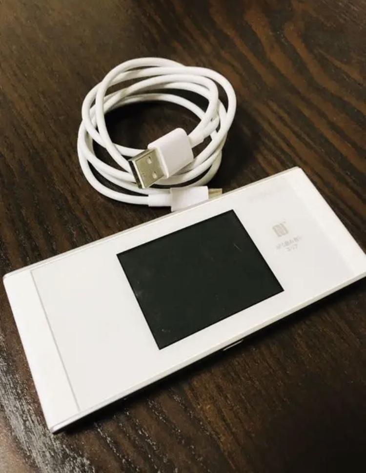WiMAXのSPEED Wi-Fi NEXT W05