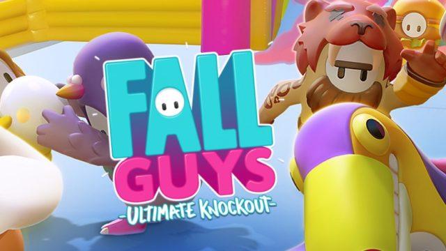 Fall Guys(フォールガイズ)プレイ画面3