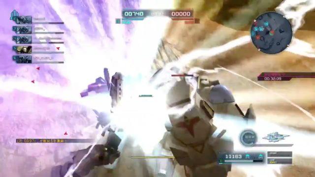v6プラスでプレイ出来たオンラインゲーム(ガンダムバトオペ2)