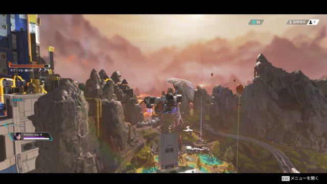 APEX LEGENDSのプレイ画面8